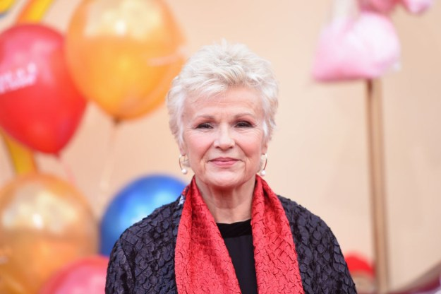 Julie Walters was a nurse.