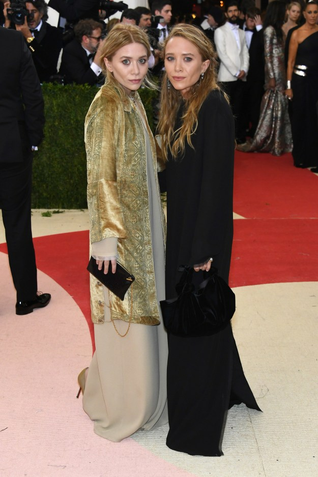 Speaking of MK&A, they had entirely way too much fun (as per usual) at the 2016 Met Gala.