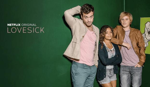 Lovesick, Season 3 — January 1, 2018