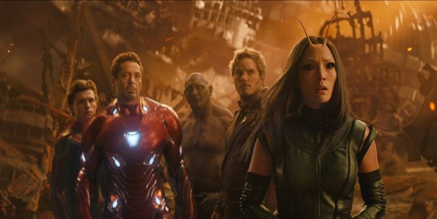 As you might have heard, Avengers: Infinity War is a great movie that made a bunch of money but also caused lots of tears.