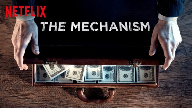 The Mechanism, Season 1 — March 23, 2018