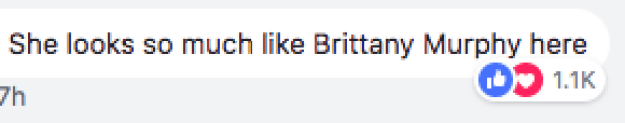 It was even the top comment on our Facebook post about them: