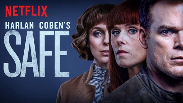 Safe, Season 1 — May 10, 2018