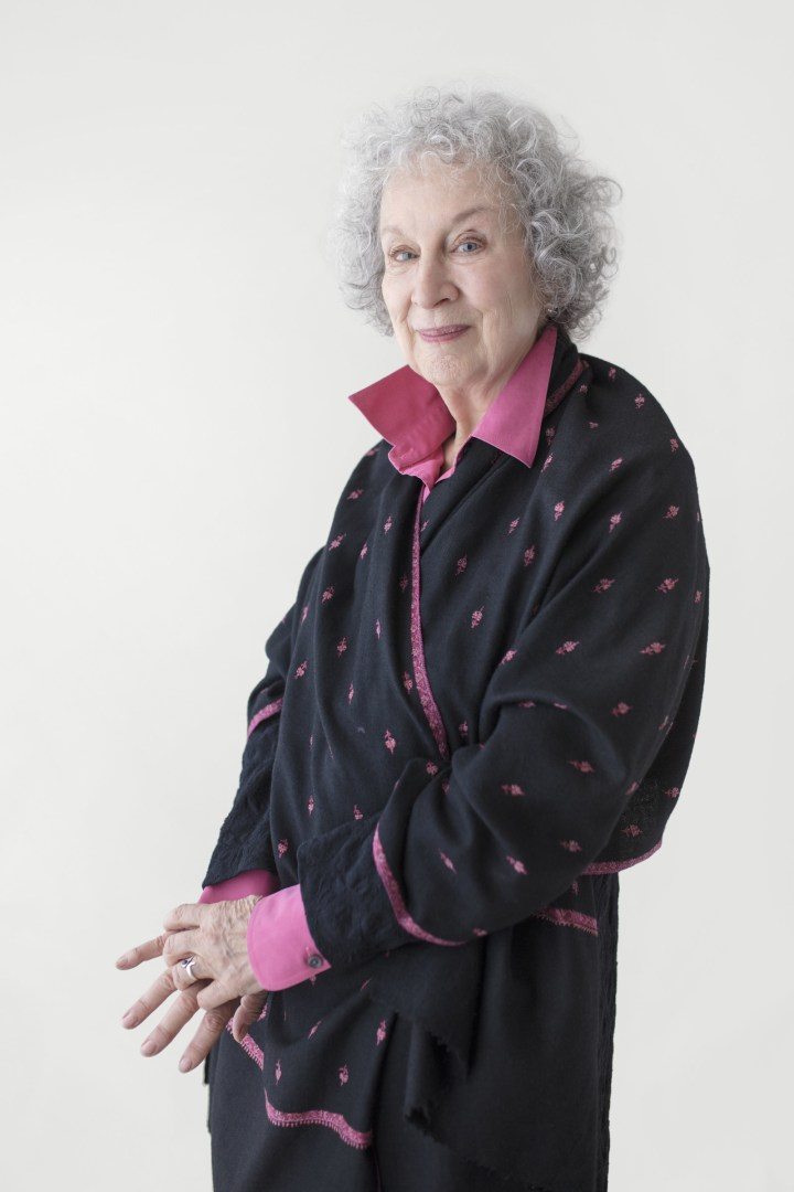 Margaret Atwood — writer, inventor, activist, environmentalist, and conservationist