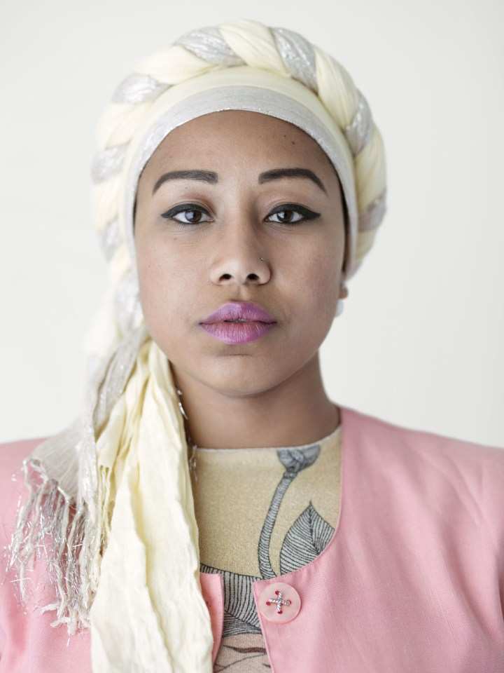 Yassmin Abdel-Magied — mechanical engineer, activist, and television personality