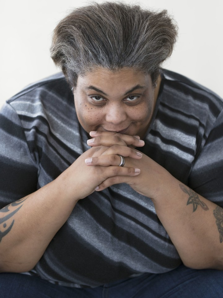 Roxane Gay — writer and professor