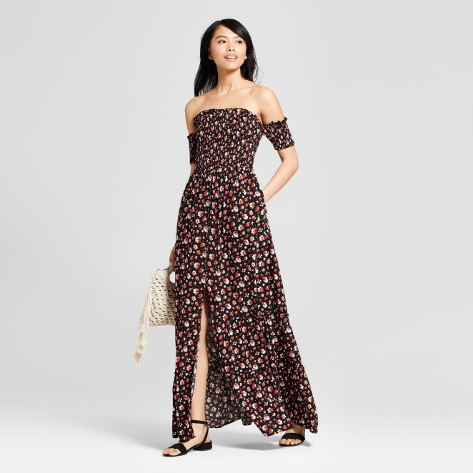 """Promising review: """"I love this dress! It looks simple, but once you have it on it makes you look so elegant!"""" —heidieGet it from Target for $29.99 (available in sizes XS-L and in two colors)."""