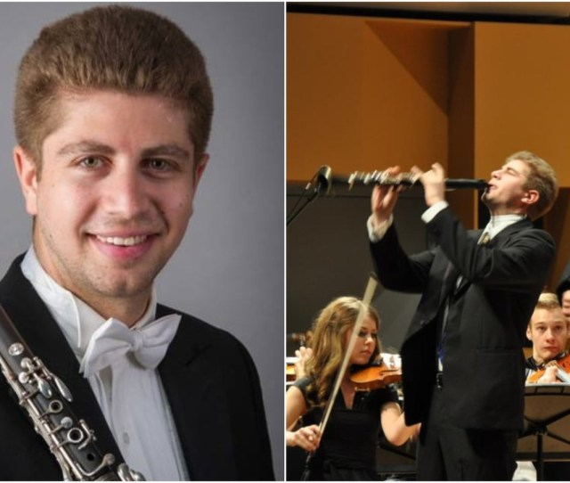 This Clarinetists Career Was Derailed By His Ex Girlfriend Who Deleted His Scholarship Letter