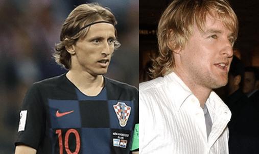 Você acha que parece? De qualquer forma a história de Modric nesta Copa, caso virasse um filme já teria um bom candidato a ator.