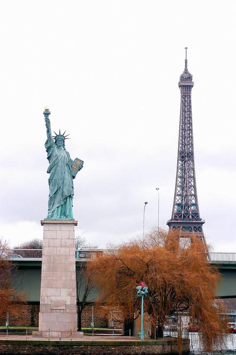 Se vivo estivesse, Eiffel certamente ia querer construir uma estátua em formato de taça da Copa para celebrar caso o título venha.