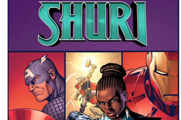"""Shuri From """"Black Panther"""" Is At last Getting The Consideration She Deserves With Her Personal Comic E book"""