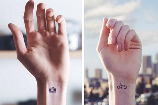 23 Delicados Y Pequeñitos Tatuajes Que Vas A Querer Hacerte Ya