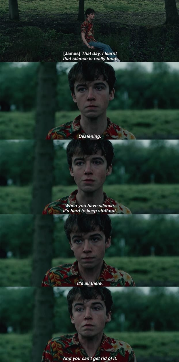 """The End Of The F *** Ing World Bande Annonce : world, bande, annonce, F***ing, World"""", Officially, Coming, Second, Season"""