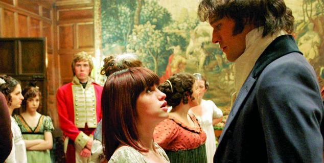 """""""It's a British mini-series that came out in 2008, about a woman who trades places with Elizabeth Bennett in Pride and Prejudice and ends up screwing up the story line and has to try and fix it. Super cute and always makes me laugh when I need to be put in a good mood."""" – ccanipe1Watch it on: Hulu (US), iTunes (Aus)"""