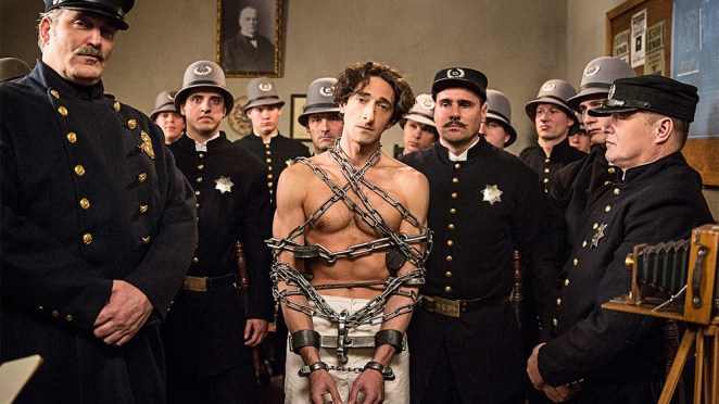 """""""It followed the actual events of Houdini's life fairly closely and was really fun to watch. Adrien Brody was absolutely phenomenal as Harry Houdini."""" – xassylaxWatch it on: Netflix"""