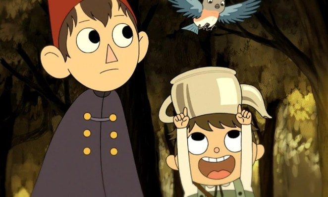 """An animated mini-series which is as much for adults as it is for kids. It's a surreal telling of two brothers lost in a land called the Unknown. """"The plot line is great and every episode is really mysterious and weird. The characters are lovable and unique, and there are so many plot twists. I highly recommend it for anyone who still likes cartoons or even anyone who generally doesn't watch them. There are only 10 episodes so even if you don't like it, it won't waste that much of your time."""" – yzmamWatch it on: Hulu (US), Netflix (UK)"""