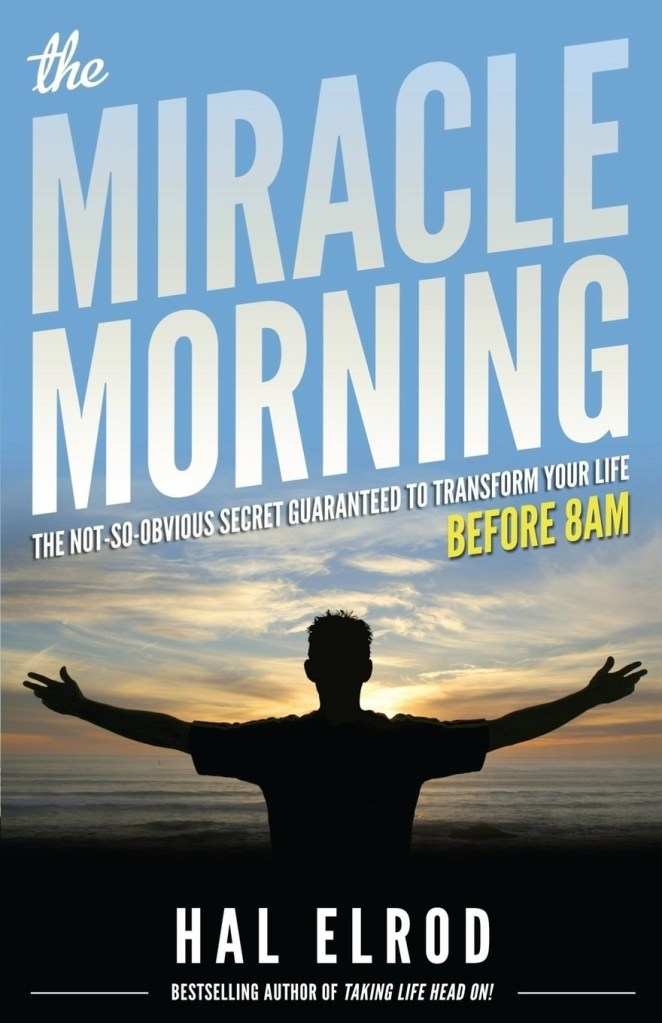 "My S.O. (who is definitely NOT a morning person) recently picked this book up and said it was totally life-changing. He used to have trouble getting up on time but since reading the book, he's been up at least an hour or two earlier (anytime between 6 a.m.–7:30 a.m.; he used to have a hard time waking up at 8 a.m.!) every day. I flipped through it myself, and it's definitely a self-help book with self-help-style language, but Elrod presents obvious ideas (and not-so-obvious ones) in a way that really drives the point home. Even I, a huge skeptic, had to admit it was a motivating read.Promising review: ""This book really did change my life. I used to just sleep in as much as I could in the morning because I was constantly on the go, busy with everything, and mornings just seemed like valuable sleep time to me. I honestly am so much more efficient now it's unbelievable. I have more time now than I ever did, and I've really organized my life by making the most of my mornings. Highly recommend getting this even if you're skeptical because it will change your life."" —Mrs. AcklinGet it from Amazon for $9.66+ (or read for free with Kindle Unlimited), Barnes & Noble for $18.55, or a local bookseller through Indiebound here."