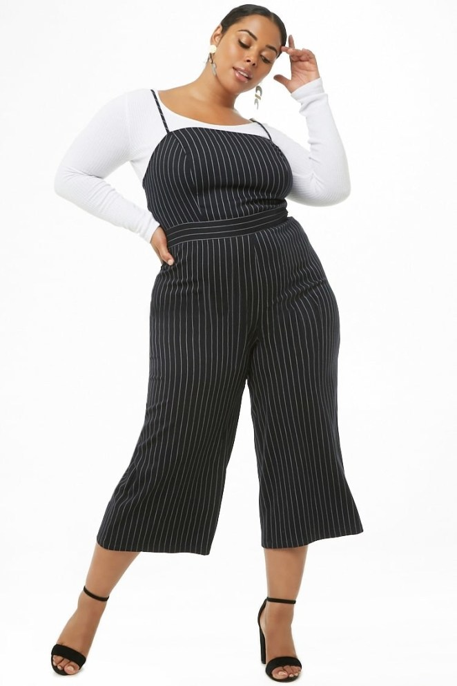 Get it from Forever 21 for $29.90 (available in sizes 0X-3X).