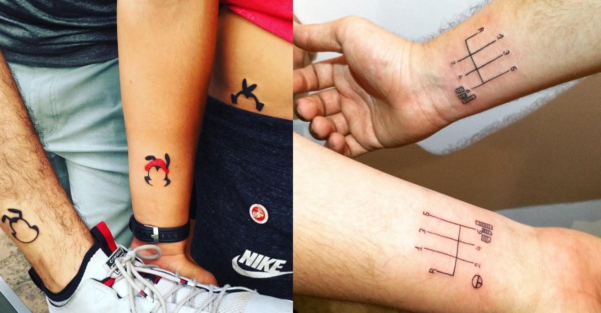 26 Tatuajes De Hermanos Que Son Tan Tiernos Que Hasta Los Papás