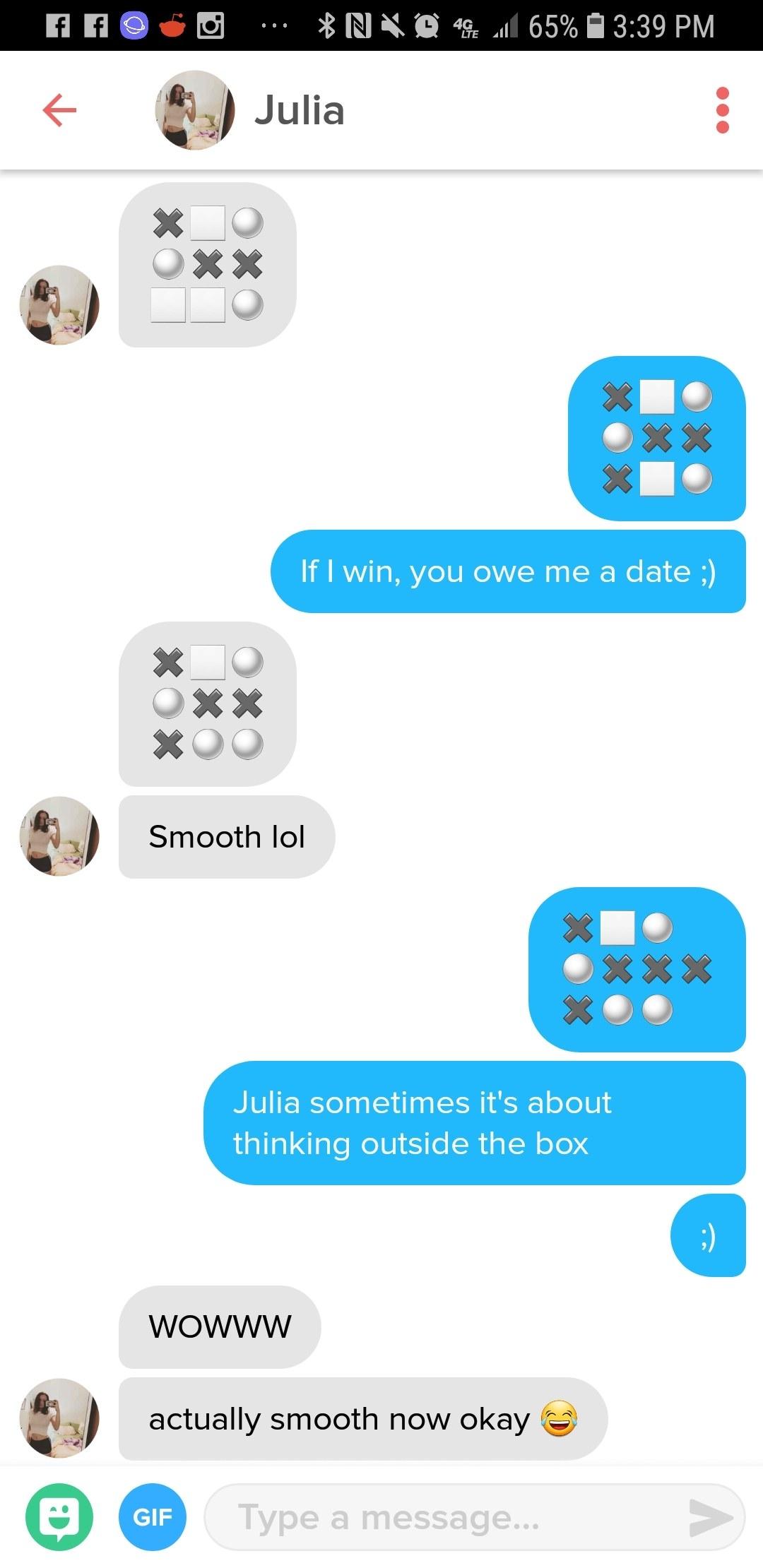 Tinder dating logo quiz