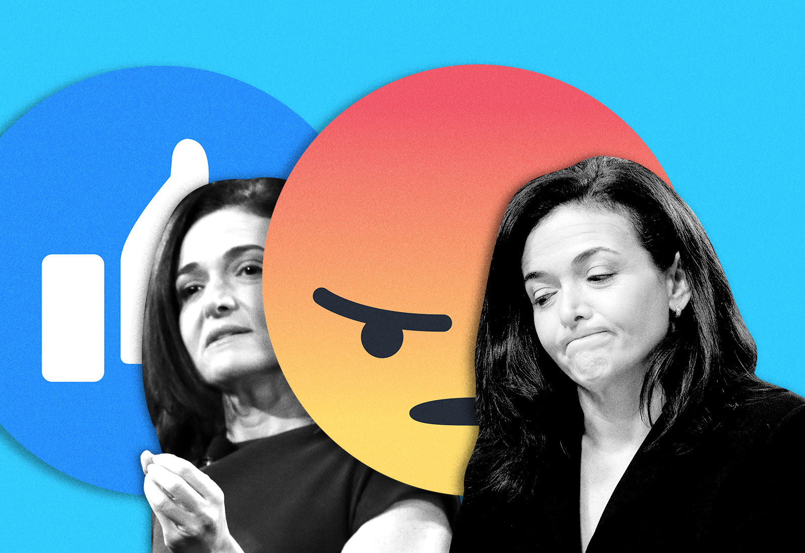How Facebook S Sheryl Sandberg Went From Superwoman To