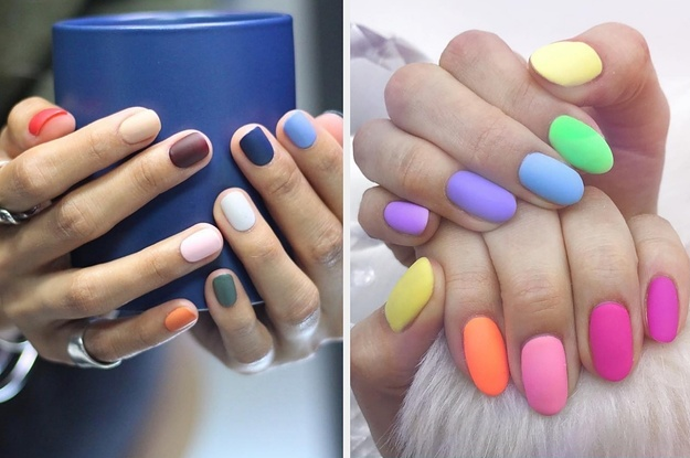 18 Nail Art Ideas Thatll Make You Want To Use Every Nail