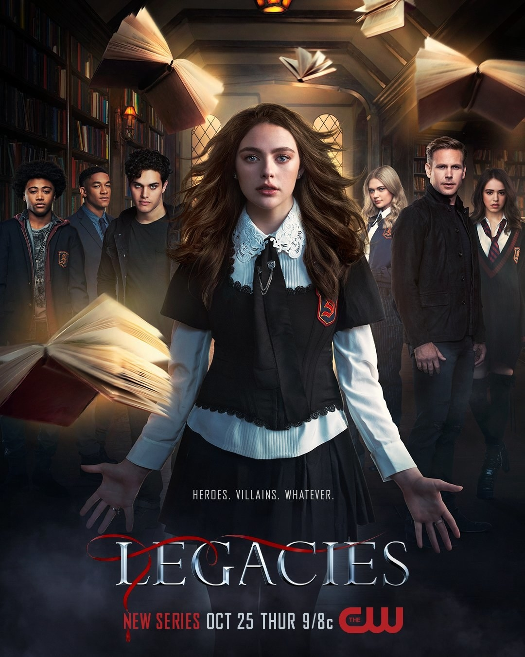 Serie The Vampire Diaries online subtitulada