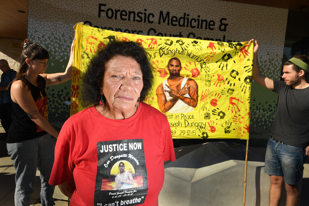 David Dungay S Mother Says She Wants Justice For His Death