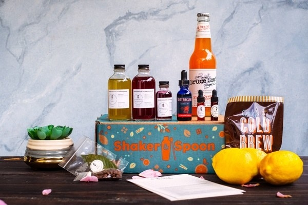 What you'll get: Three unique recipes a month created by top-notch bartenders and everything needed to make four drinks per recipe other than the liquor: syrups, bitters, mixers, garnishes, and more, as well as easy-to-follow instructions.Get it from Cratejoy for $40+/month.