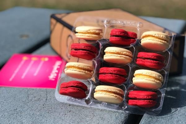 What you'll get: 12 macarons each month in a variety of new, delicious flavors like salted caramel, raspberry, and more! Plus, they're gluten- and dairy-free.Get it from Cratejoy for $15.75/month.