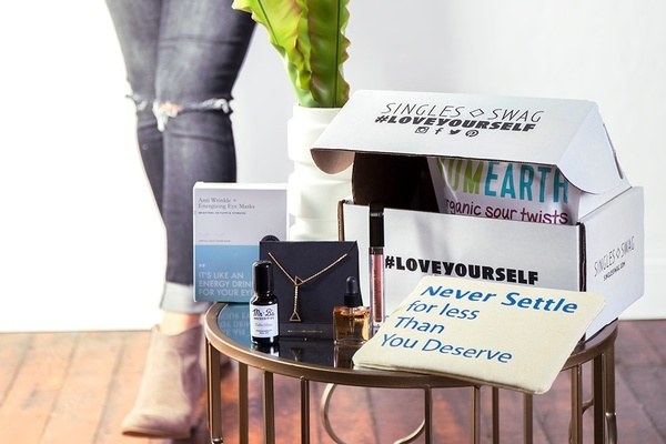 What you'll get: Pretty fashion accessories, fabulous beauty products, yummy snacks, great books, and other fun surprises!Get it from Cratejoy: SinglesSwag Petite for $23.33/month, or SinglesSwag for $37.49/month.