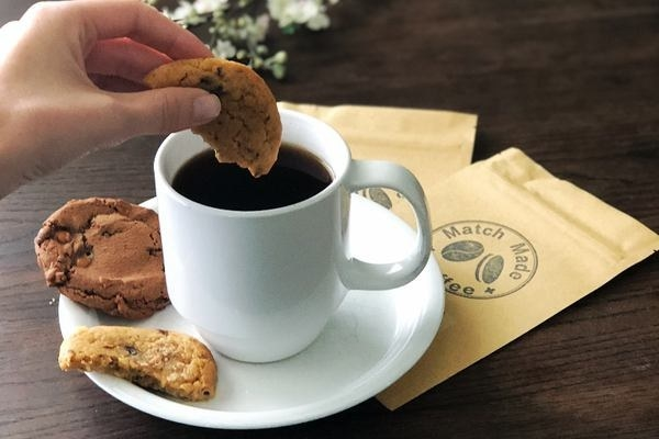What you'll get: Each box will come with two craft coffees (ground beans), and two gourmet cookies designed to pair perfectly with the coffee. A pairing guide is included in each box!Get it from Cratejoy for $19.95+/month.
