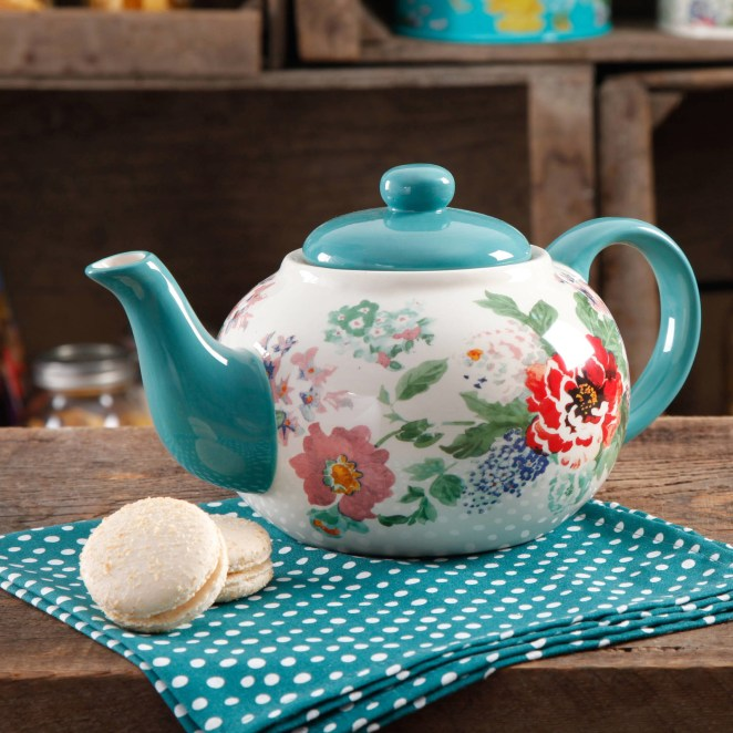 This 23-ounce teapot is microwave-safe.Price: $11.99 (originally $23.99)