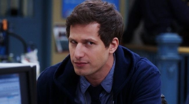 """""""Obviously, it's a comedy, but I do wonder how Jake's only started to show PTSD over the last couple of seasons. He's got a deadbeat dad, went undercover with the mafia, was put in witness protection, shot by his girlfriend, falsely imprisoned... But surprisingly enough, he's really grown with it all.""""—chloek40d5f4087"""