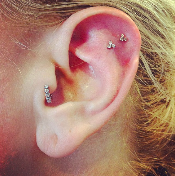 29 Insanely Cool Ear Piercings To Try This Summer