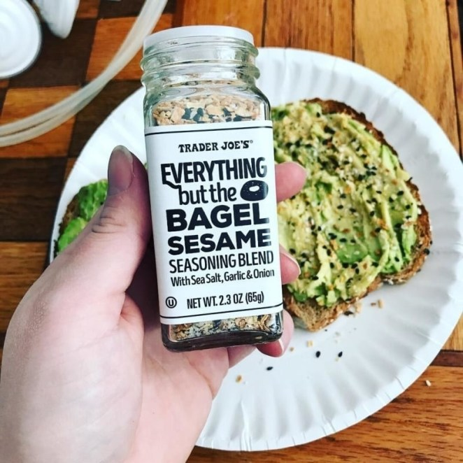 "Promising review: ""This seasoning is 'everything' to me! It's incredible! Sprinkle it on top of a plain bagel with cream cheese for the 'everything' flavor! I use it to make homemade keto bagels. It has the perfect everything bagel taste. Absolutely love it, and love not having to drive two hours to my closest Trader Joe's!"" —JamieGet it from your local Trader Joe's, or if you don't have one nearby, from Amazon for $7.24."