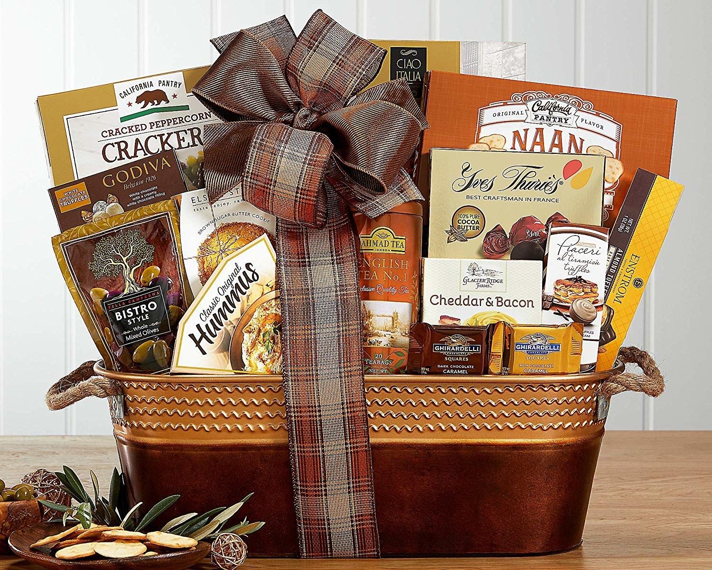 Target Christmas Gift Baskets