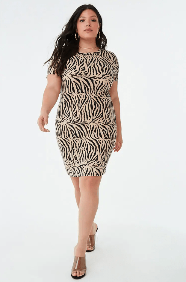 Get it from Forever 21 for $14.90 (available in sizes 0X-3X).
