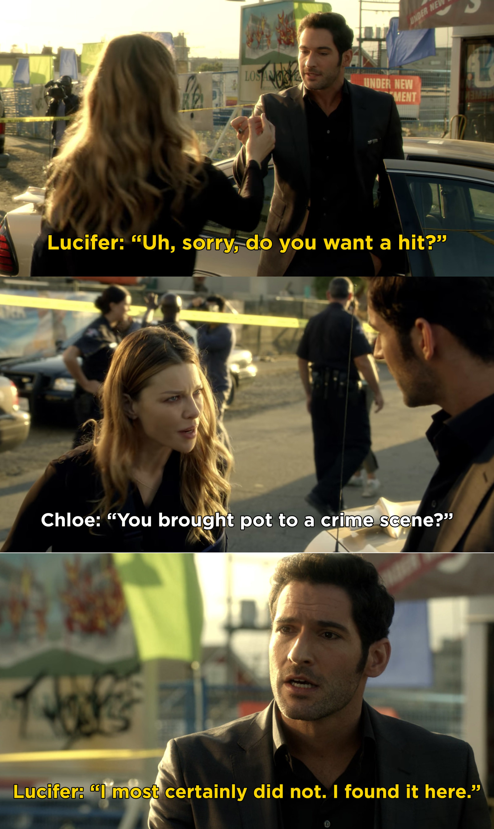 Lucifer Season 3 Episode 25 : lucifer, season, episode,