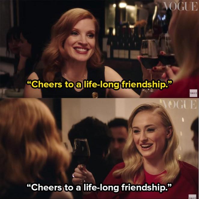 Cheers, indeed.