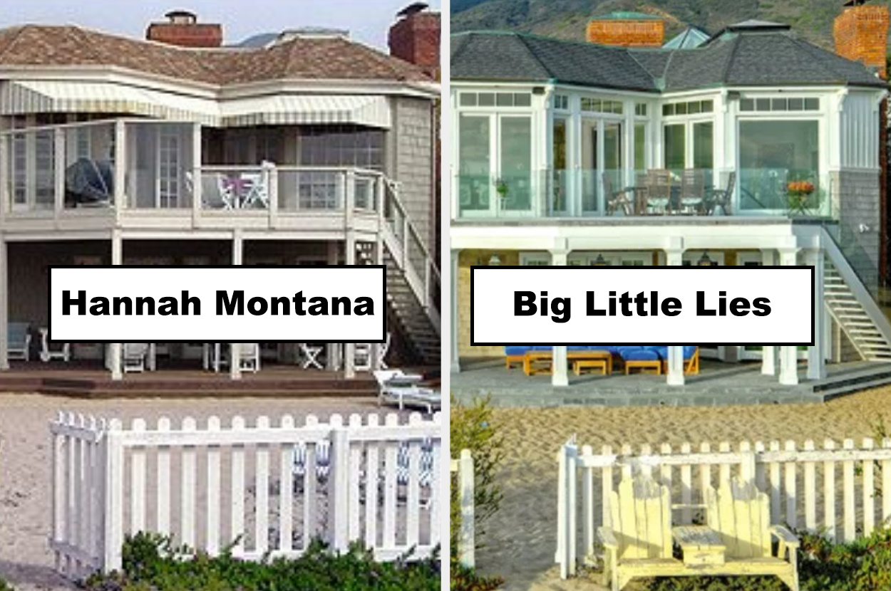 Madeline S House In Big Little Lies Is The Same House In