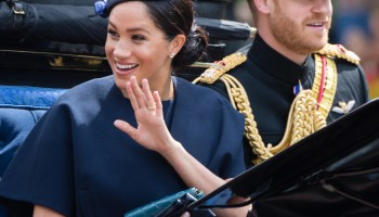 Harry And Meghan Shared Behind-The-Scenes Royal Wedding