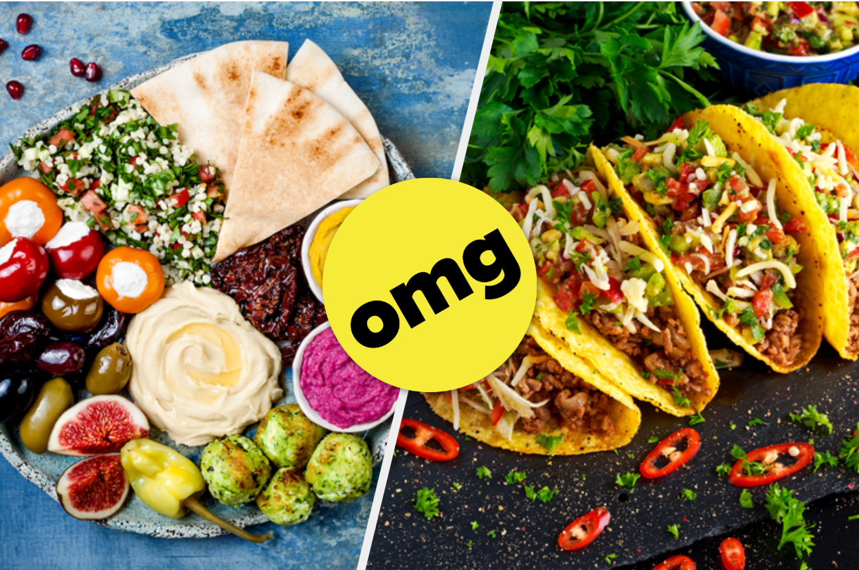 Quiz: This Food Quiz Will Reveal What Kind Of Food You Should Get Tonight