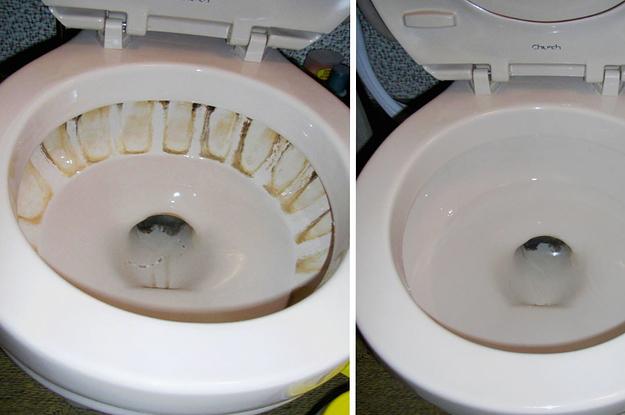 gross their bathroom