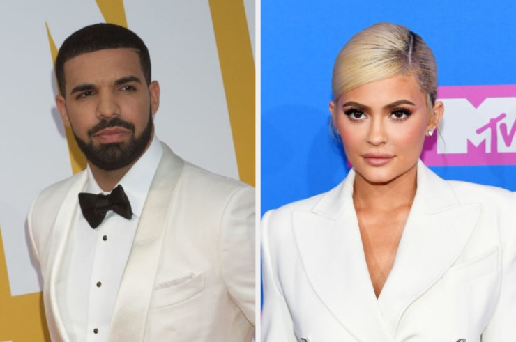 """Drake & Kylie Jenner Reportedly In A """"Romantic Relationship"""""""