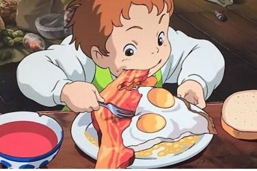Aesthetic Ghibli Food 25