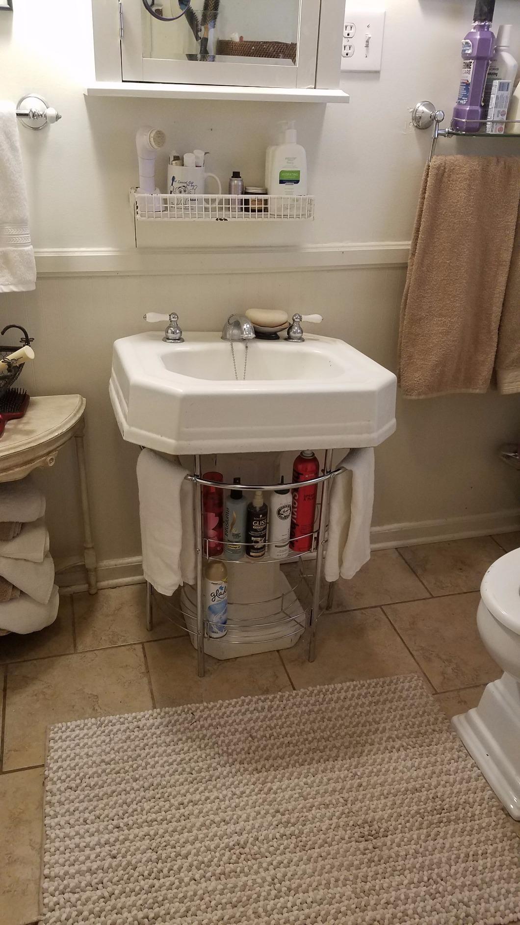 27 bathroom storage ideas you ll wish