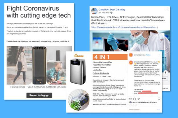 Drinking Water Cannot Kill Coronavirus, So Ignore That Viral List ...