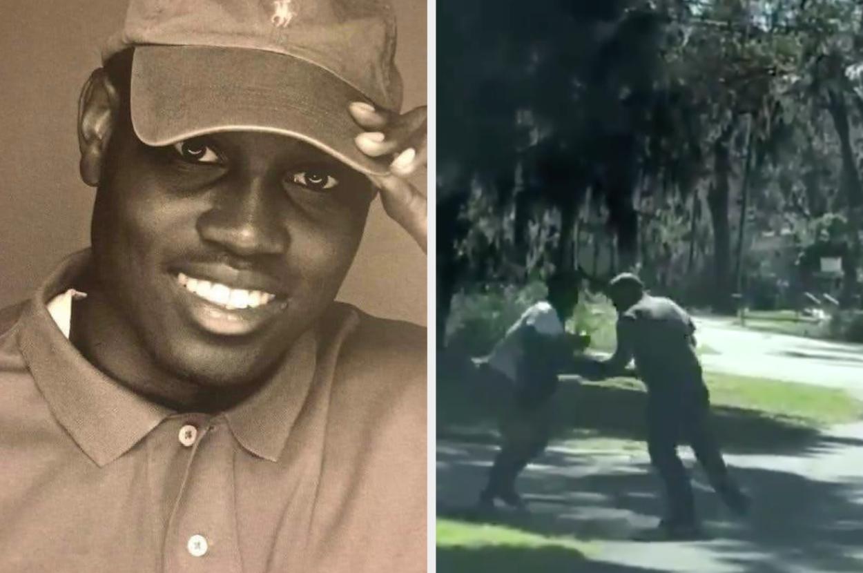 Ahmaud Arbery Murder Case Man Who Filmed Video Of