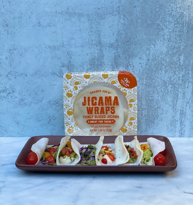 Picture of Jicama Snack Wraps